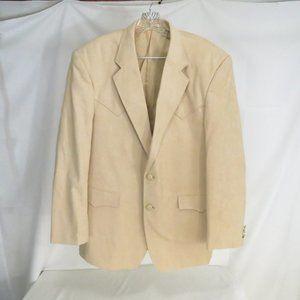 Laredo Clothing Men's 42R Sport Coat Western